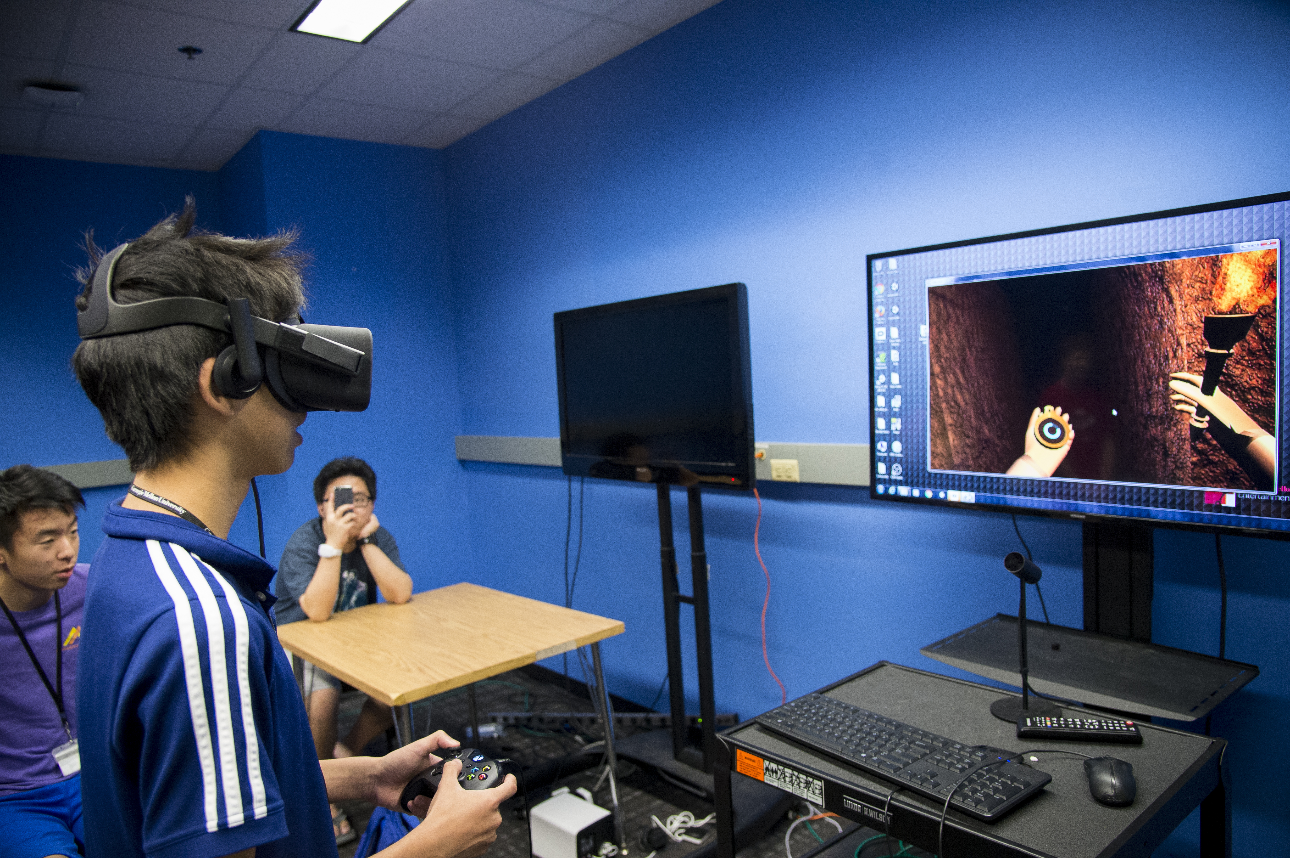 Carnegie Mellon Summer: National High School Game Academy