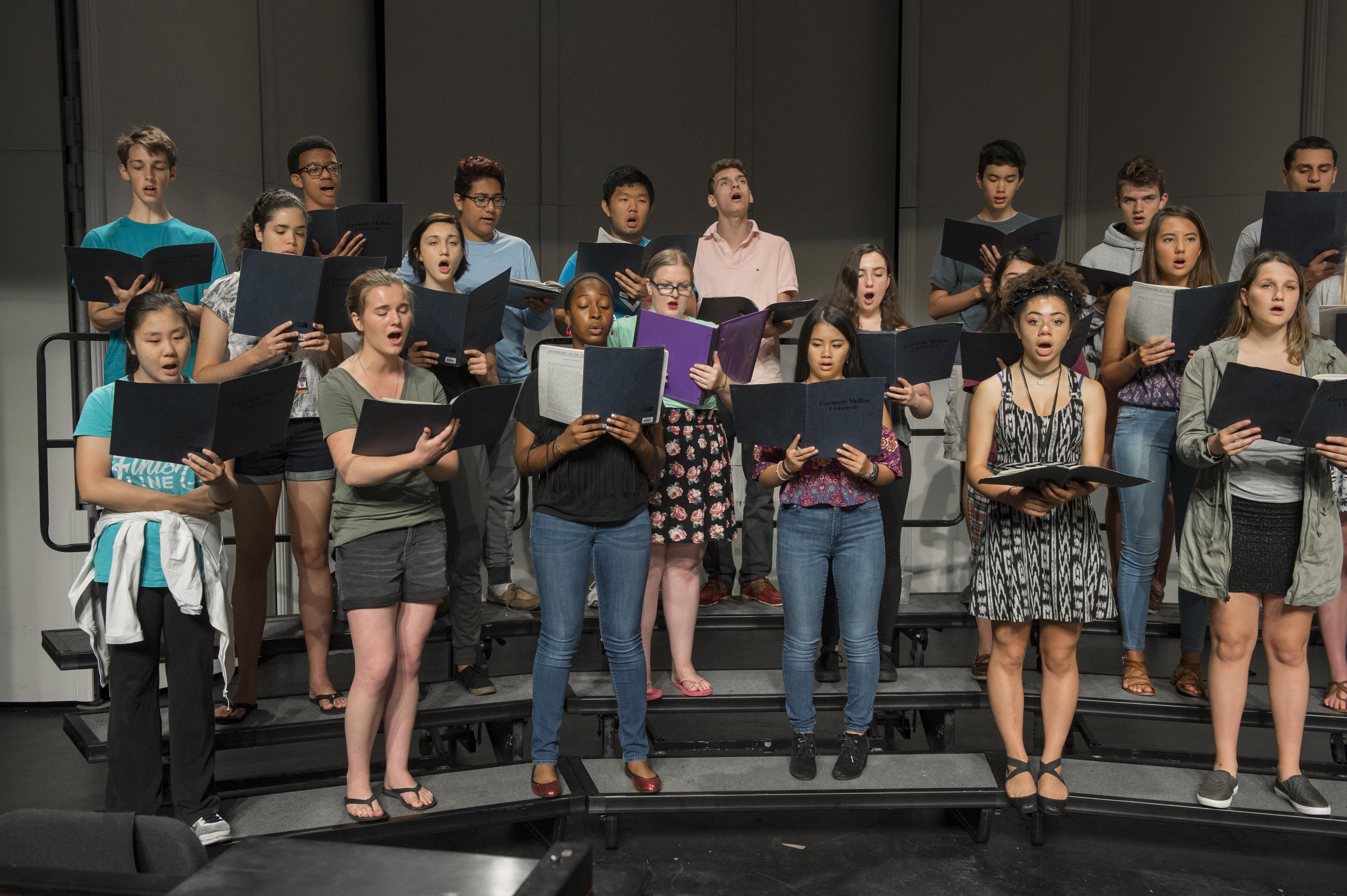 Carnegie Mellon Summer: Pre-College Music
