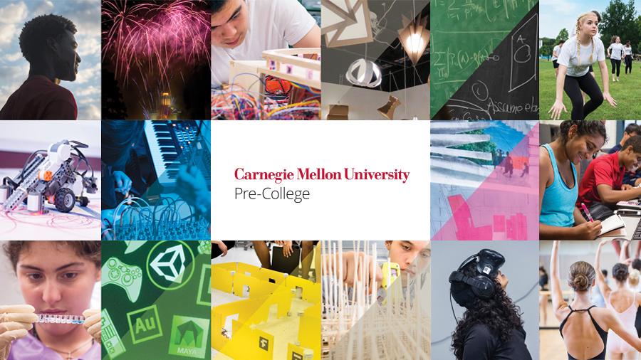 Summer Program - College Courses | Carnegie Mellon Summer Precollege