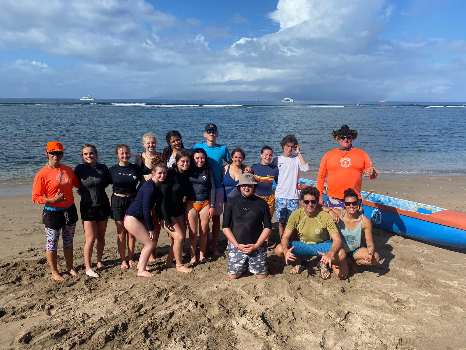 Carpe Diem Education   Hawai'i Semester: Environmental Connection & Adventure