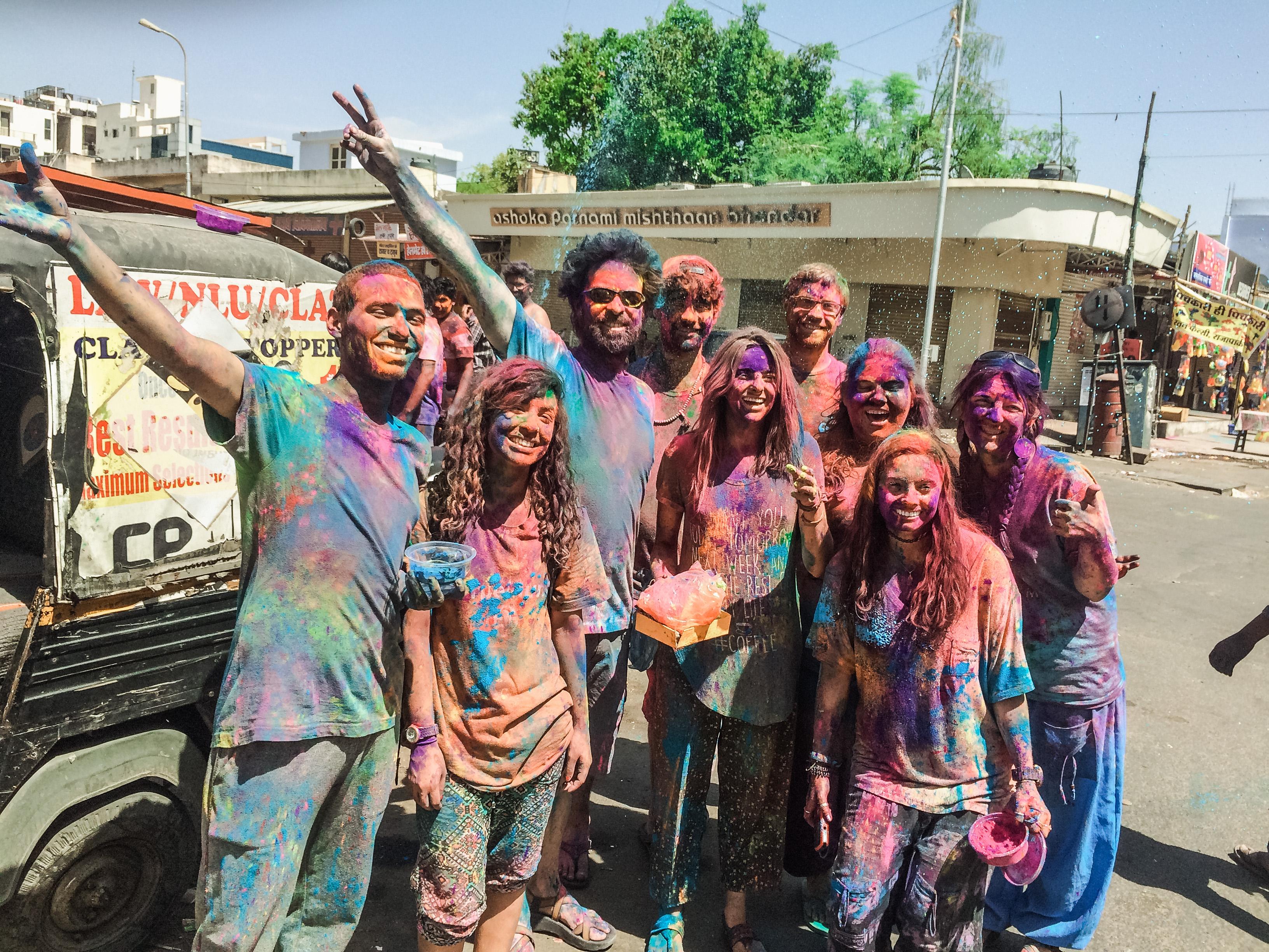 Gap Year Program - Carpe Diem Education | India Semester: Spirituality & Climate Change  7
