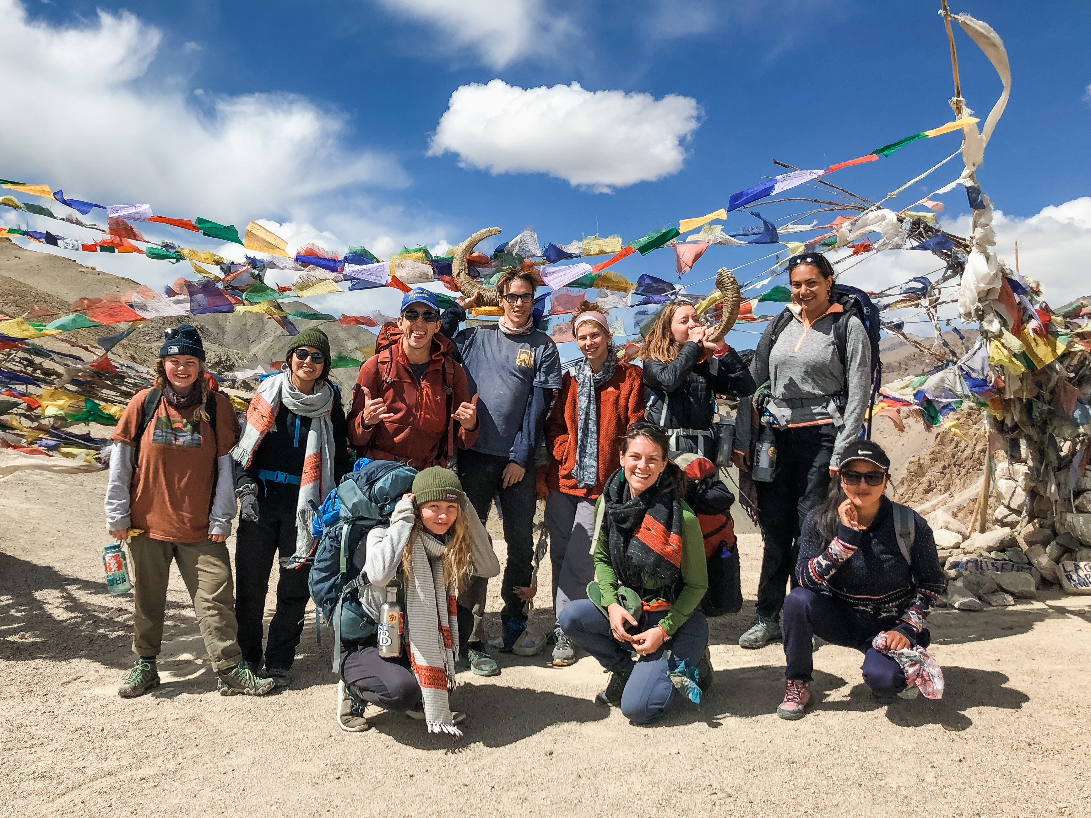 Gap Year Program - Carpe Diem Education | India Semester: Spirituality & Climate Change  5