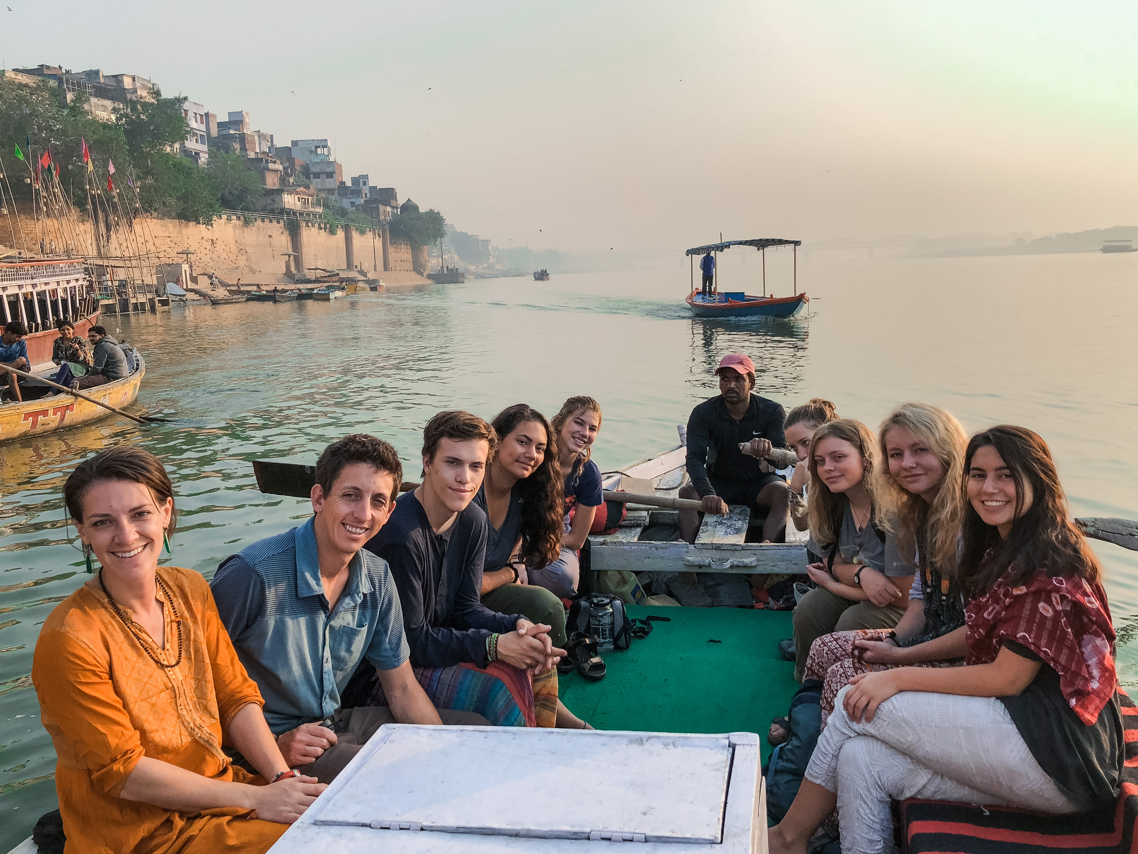 Gap Year Program - Carpe Diem Education | India Semester: Spirituality & Climate Change  4