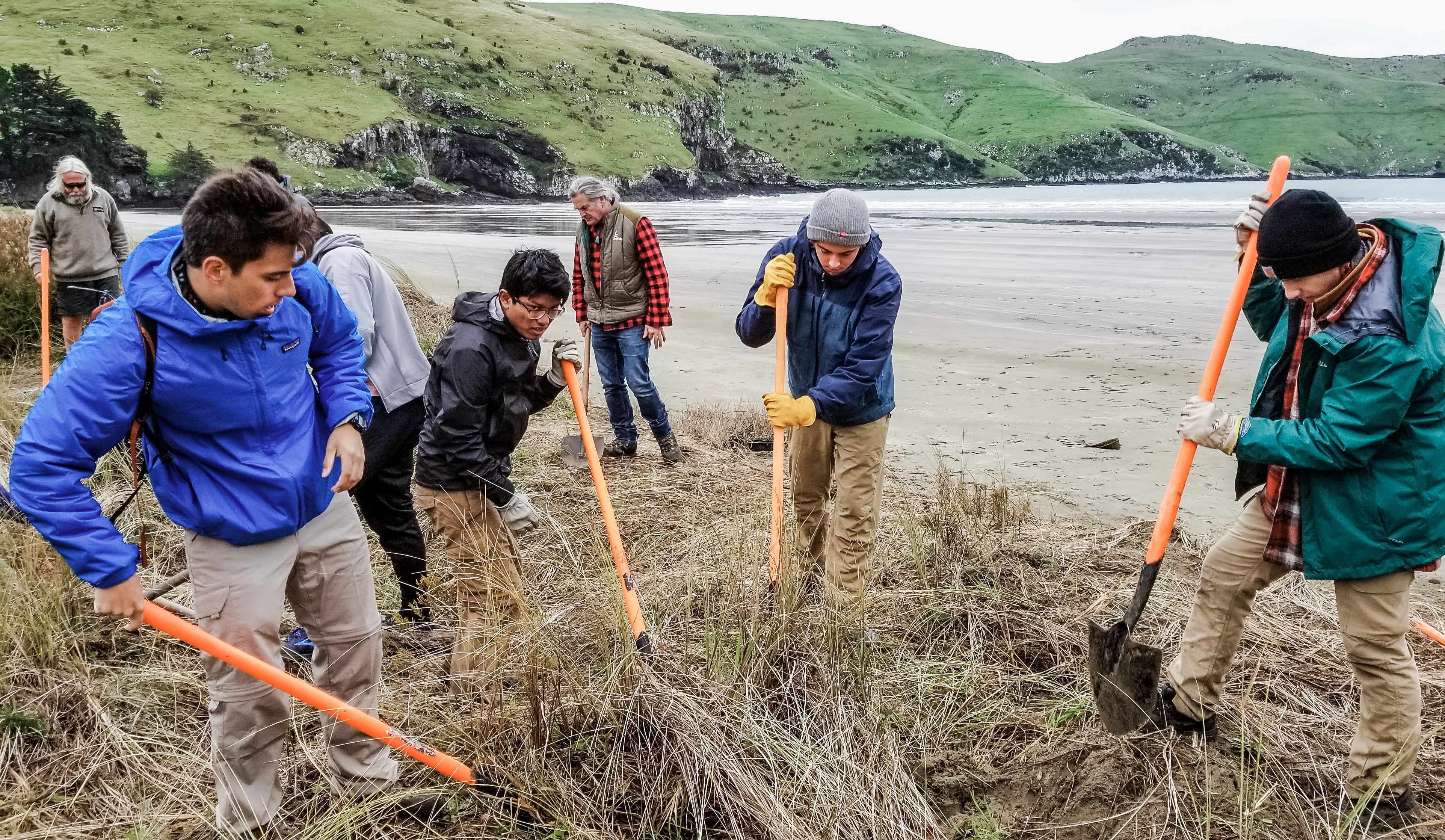 Carpe Diem Education | South Pacific Semester: Environmental Conservation & Leadership