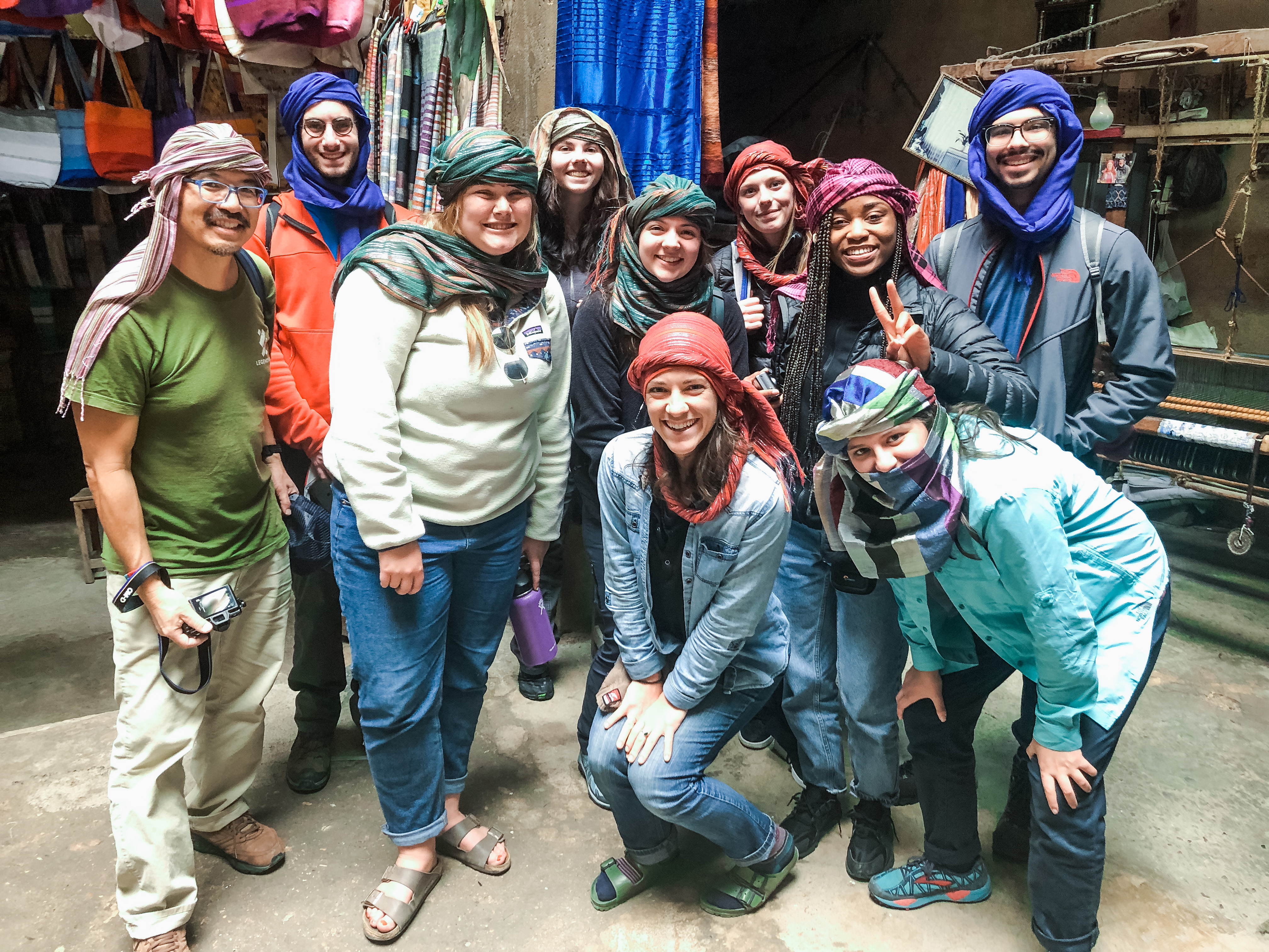 Carpe Diem Education | Spain & Morocco Semester: Human Migration & Language Study