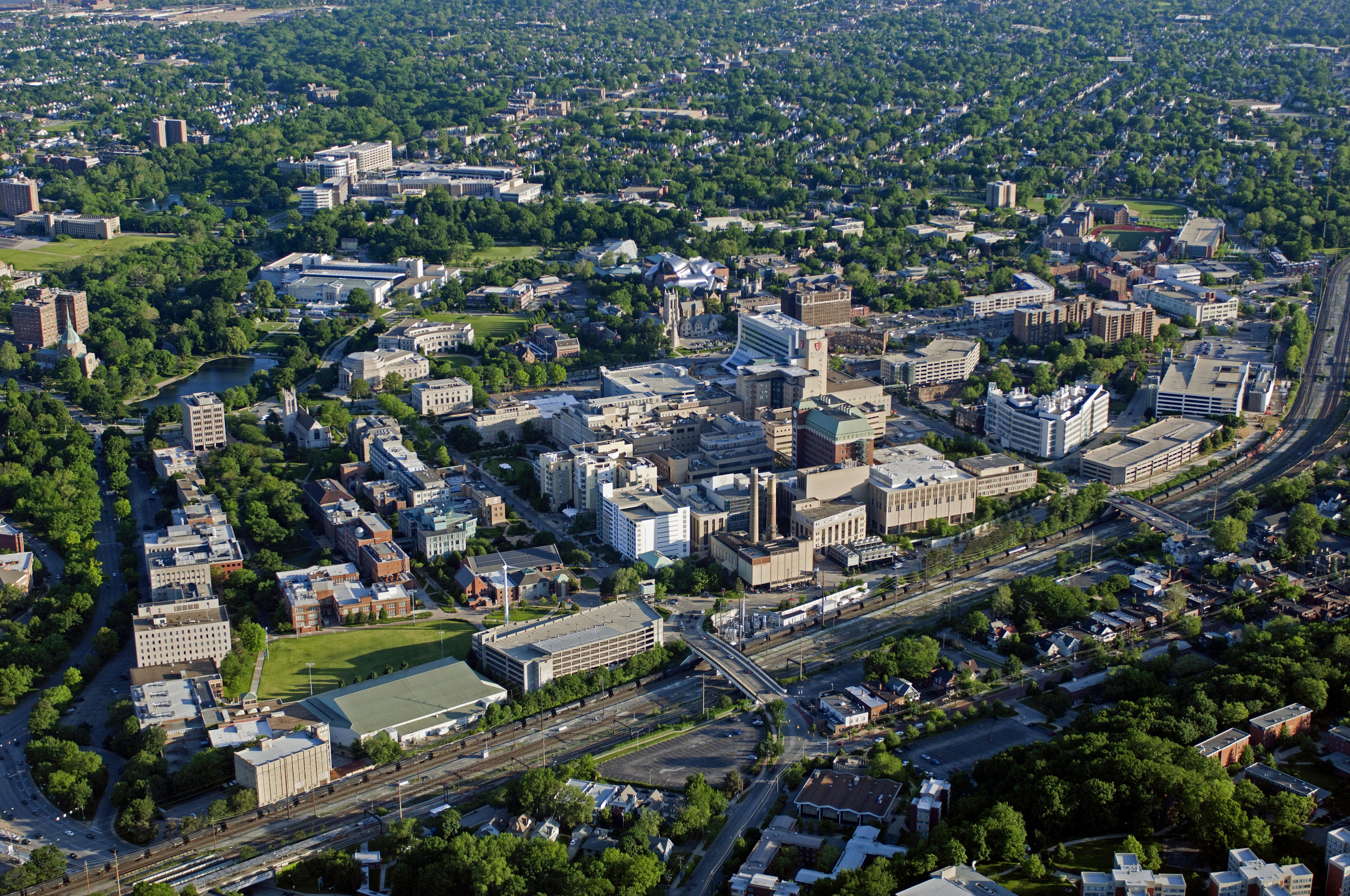 Summer Program - Environmental Science | Case Western Reserve University Pre-College Program