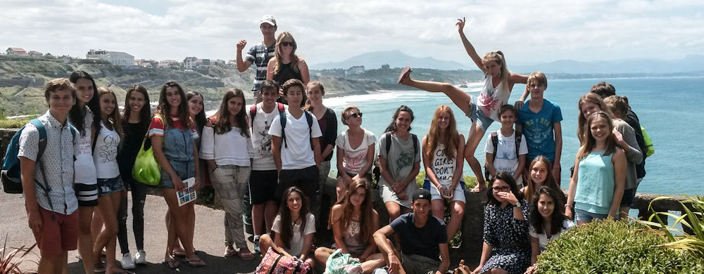 CESA Languages Abroad – Teen Courses in France
