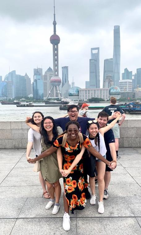 Gap at CET: Intensive Language and Internship + Language Programs in China, Italy, Japan, and Jordan