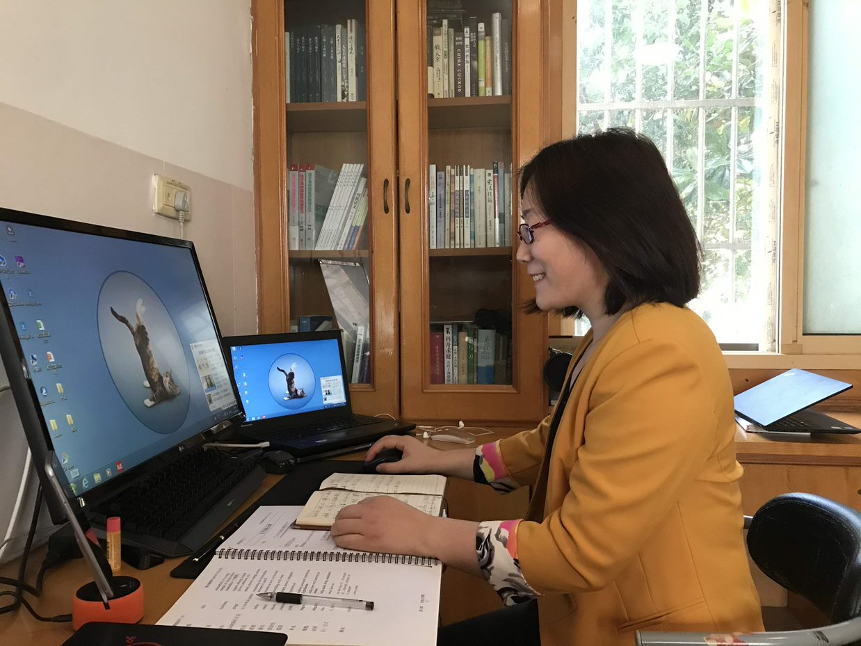 CET China: Virtual Intensive Language and Culture