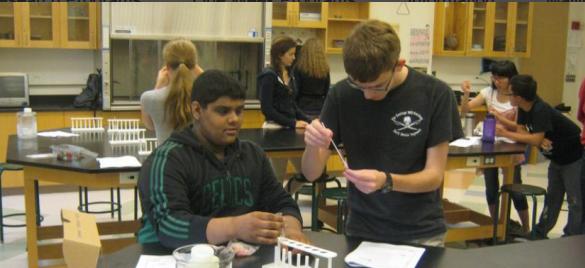 Summer Program - Science | Boston Leadership Institute: Chemistry Research Summer Program