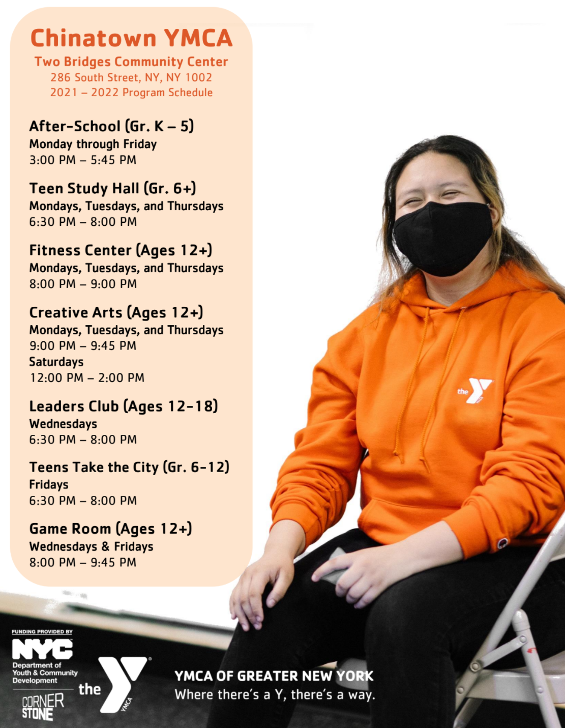 Chinatown YMCA: Teens Take the City