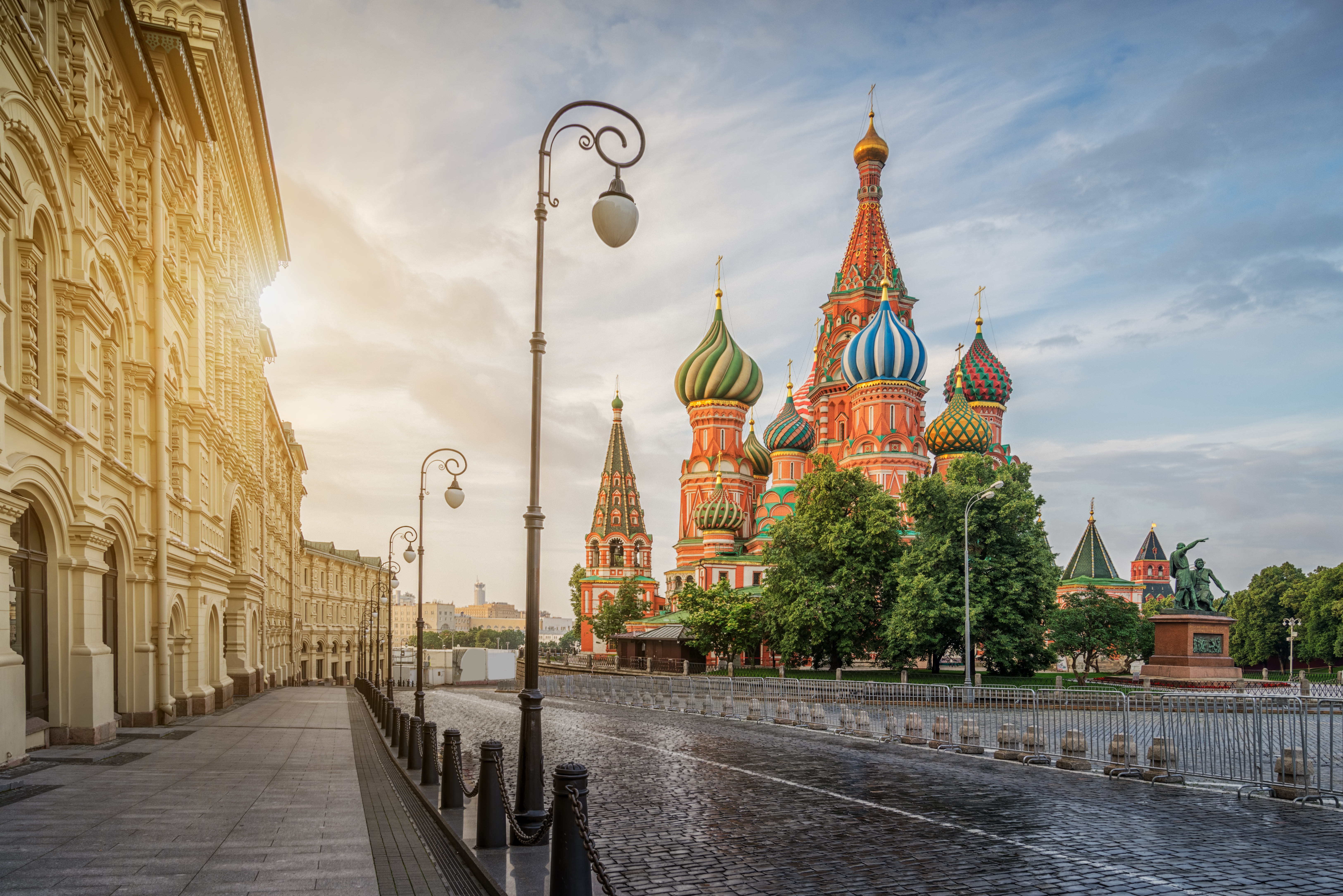 Summer Program - Politics and Diplomacy | CIEE High School Summer Abroad: Diplomacy in Practice in Moscow