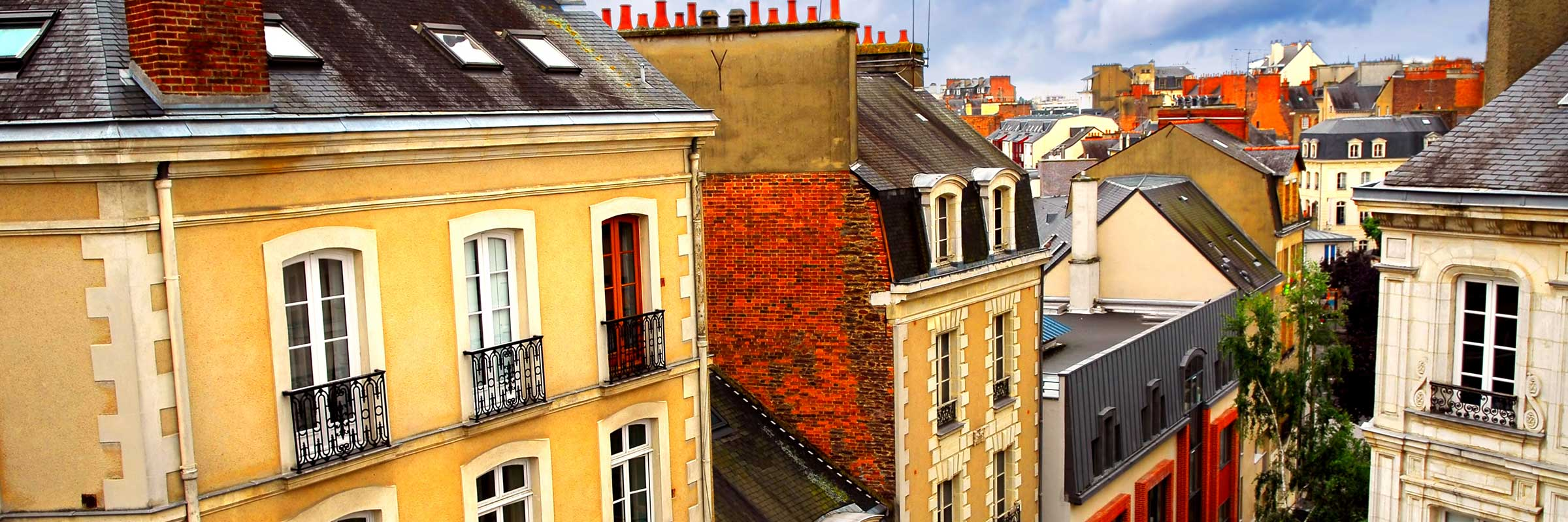 Summer Program - French | CIEE High School Summer Abroad: Advance French Language & Culture in Rennes, France