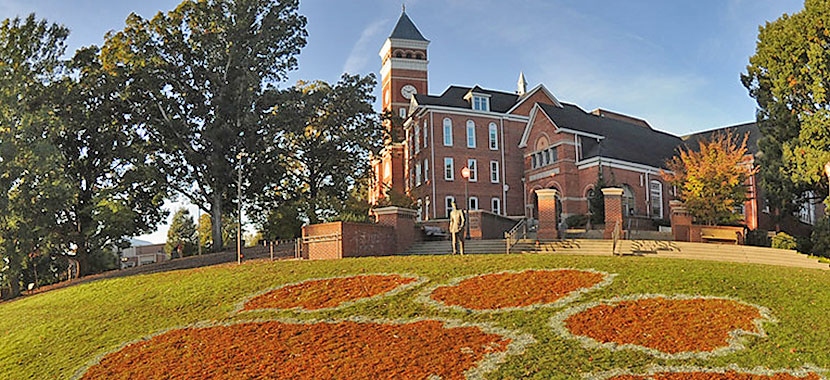 Clemson: College of Architecture, Arts and Humanities