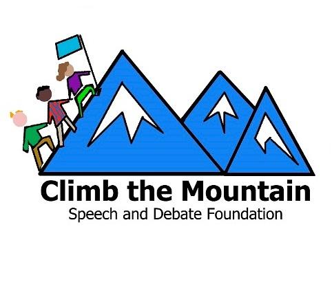 Climb the Mountain Middle School Debate Camp