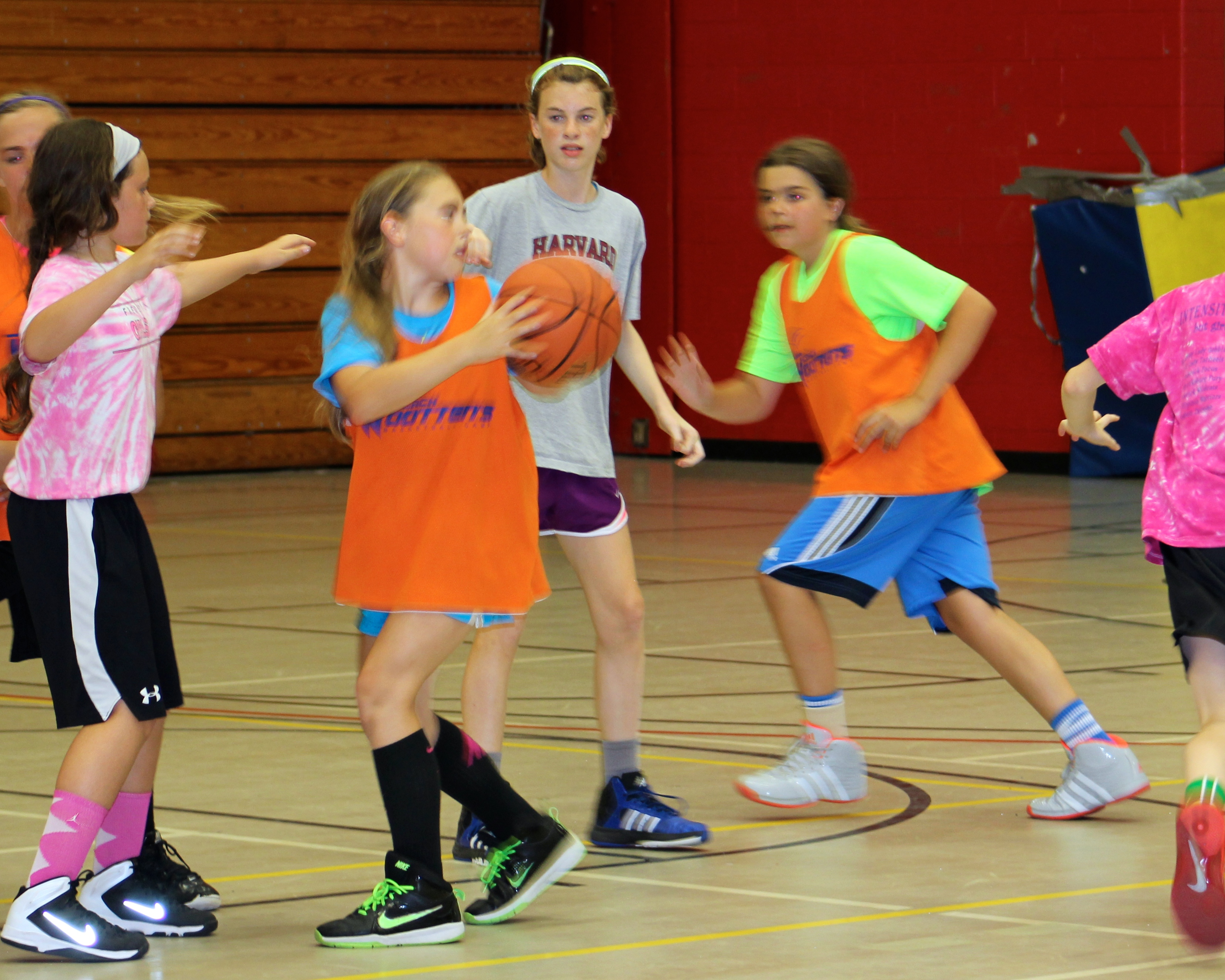 Coach Wootten's Basketball Camp: Boys and Girls Day Camp