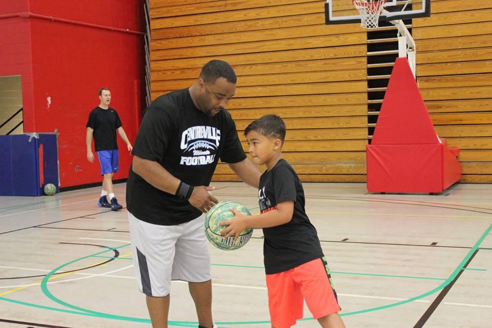 Coach Wootten's Basketball Camp: Parent-Child Camp