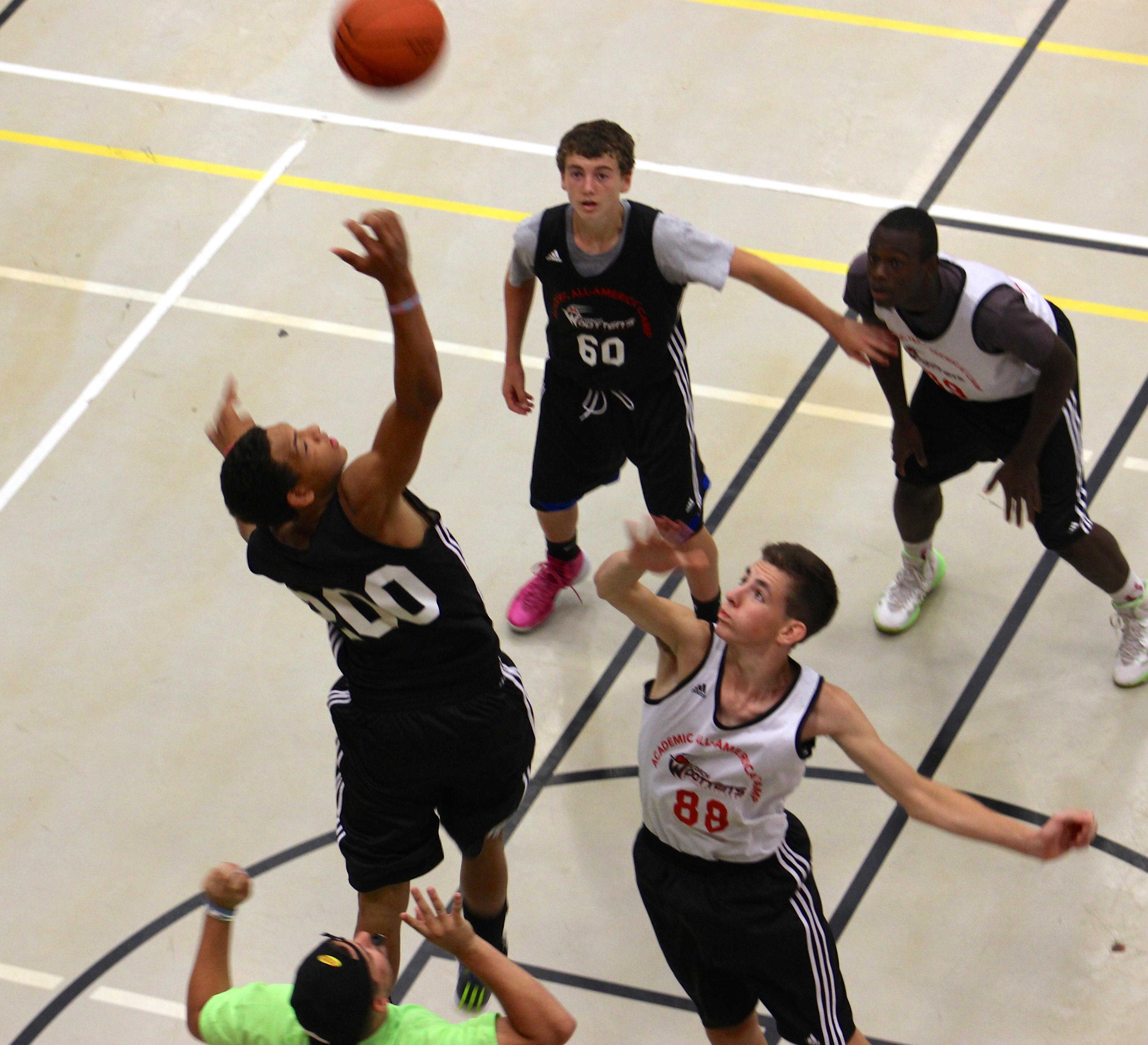 Coach Wootten's Basketball Camp: Boy's Overnight Camp