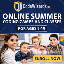 Summer Program - STEM | CodeWizardsHQ