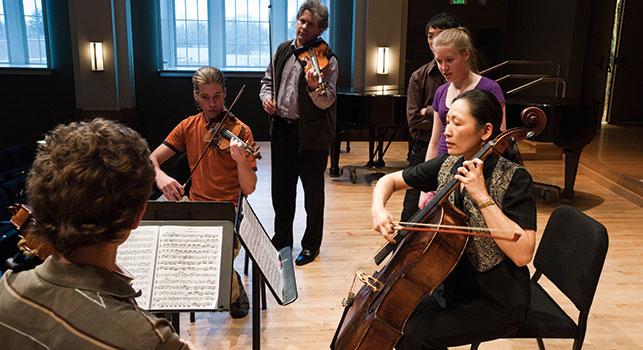 College - Colorado State University: School of Music, Theatre & Dance  3