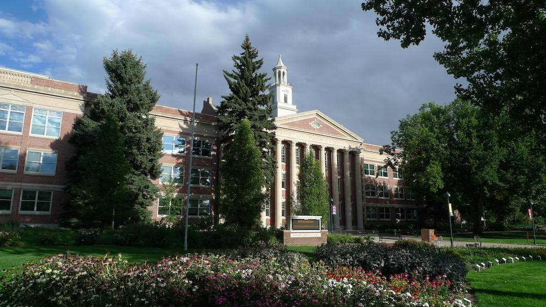 College - Colorado State University: School of Music, Theatre & Dance  4