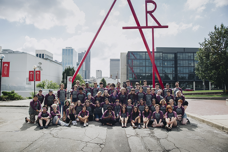 Columbus College of Art and Design: College Preview