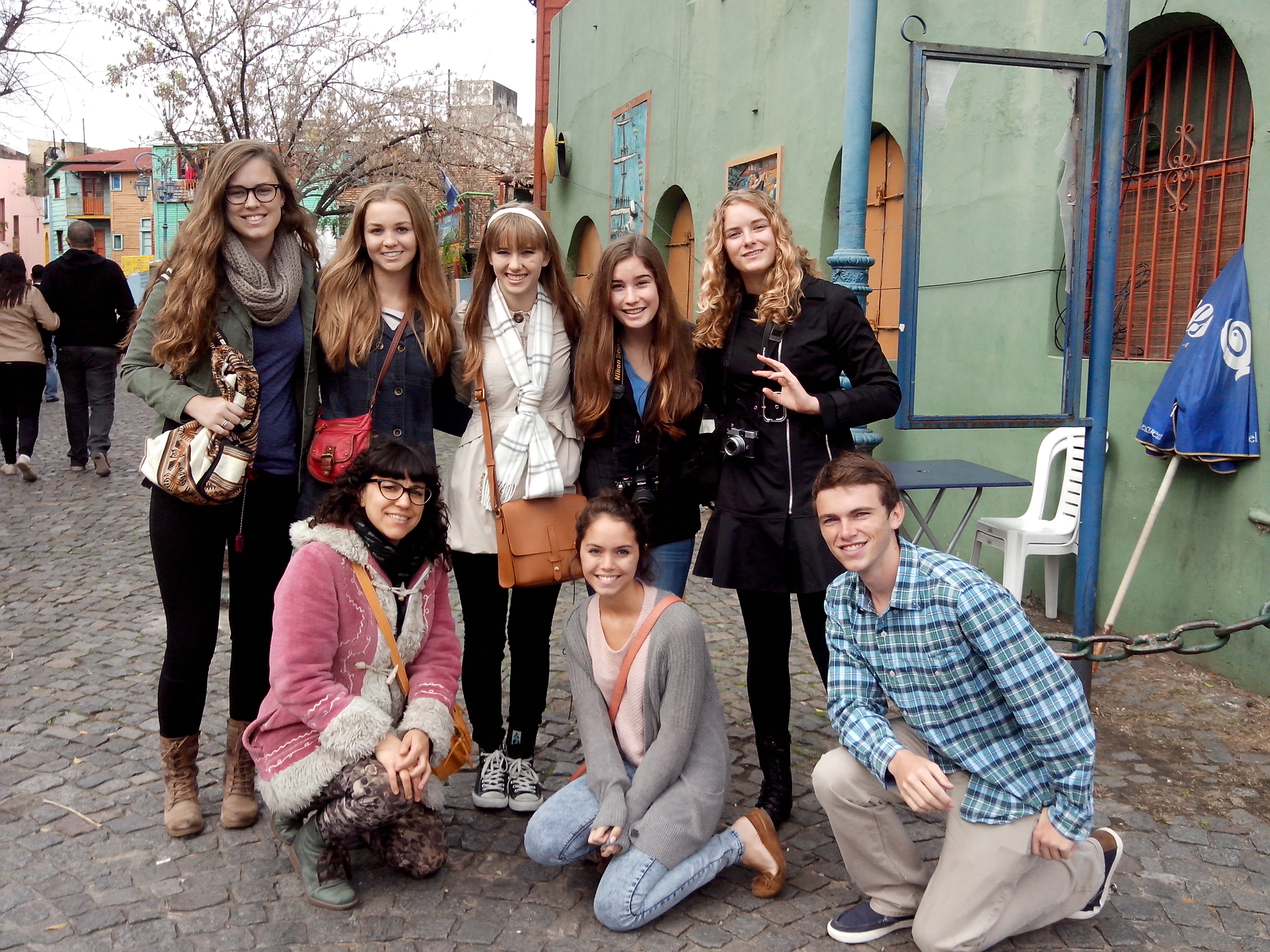 Arcos Journeys: Community Service & Spanish in Buenos Aires