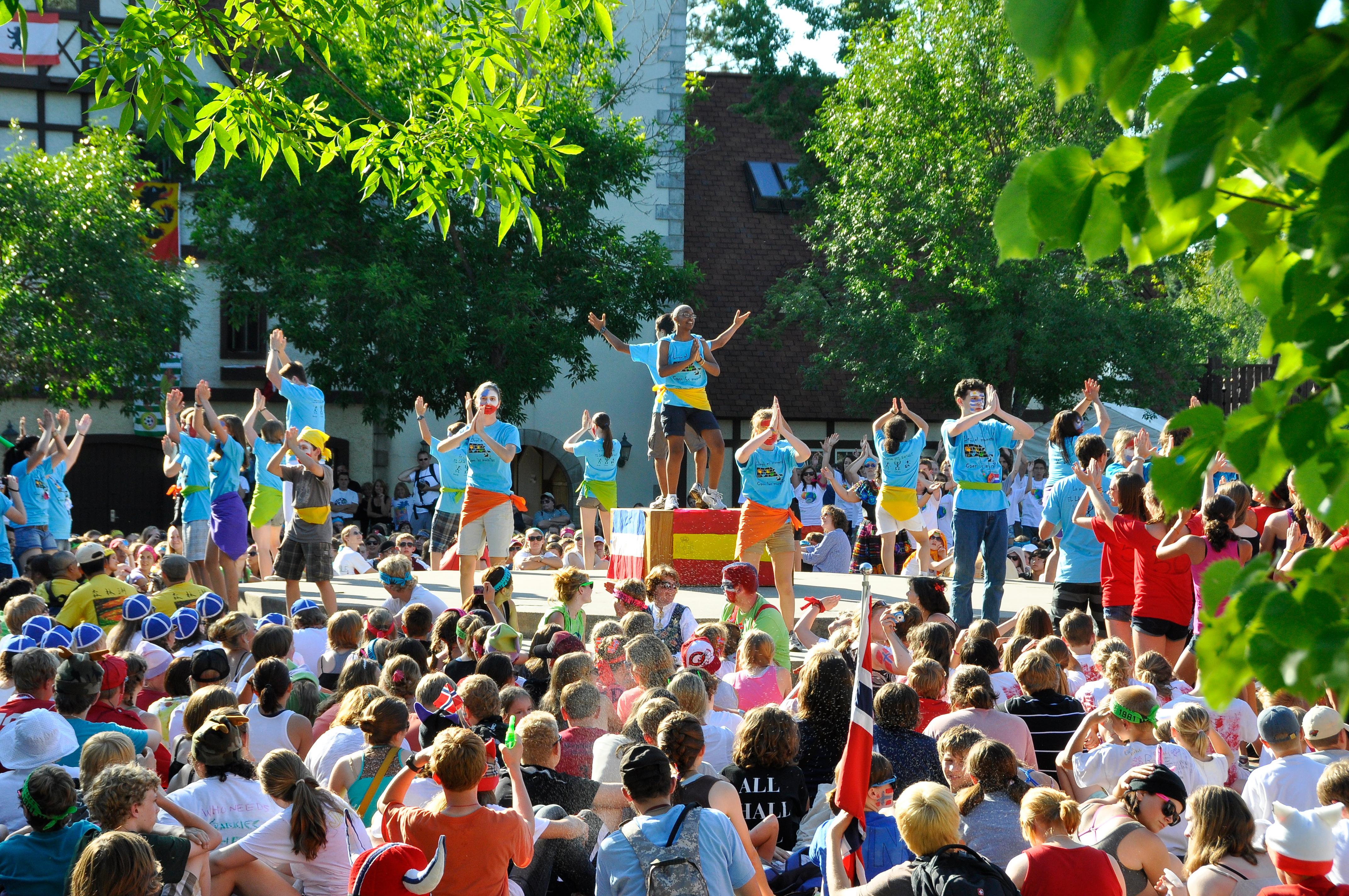 Summer Program - Japanese | Concordia Language Villages: Summer Language Immersion Programs