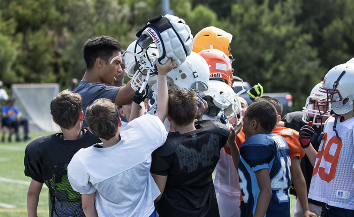 US Sports Camps: Contact Football