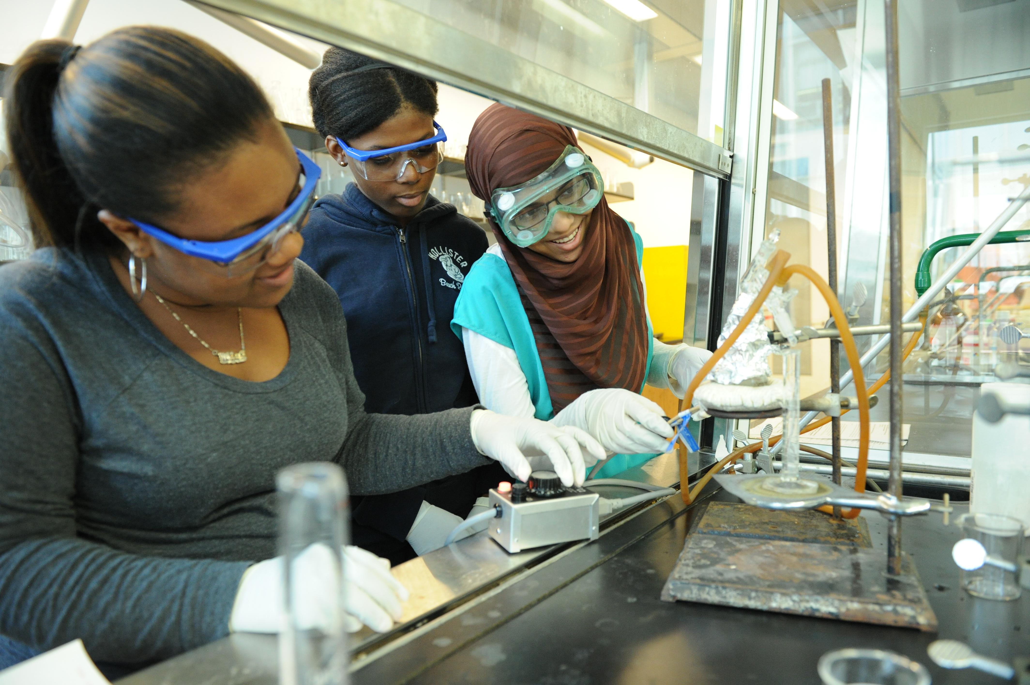 Summer Program - Design   Cooper Union Summer STEM Program