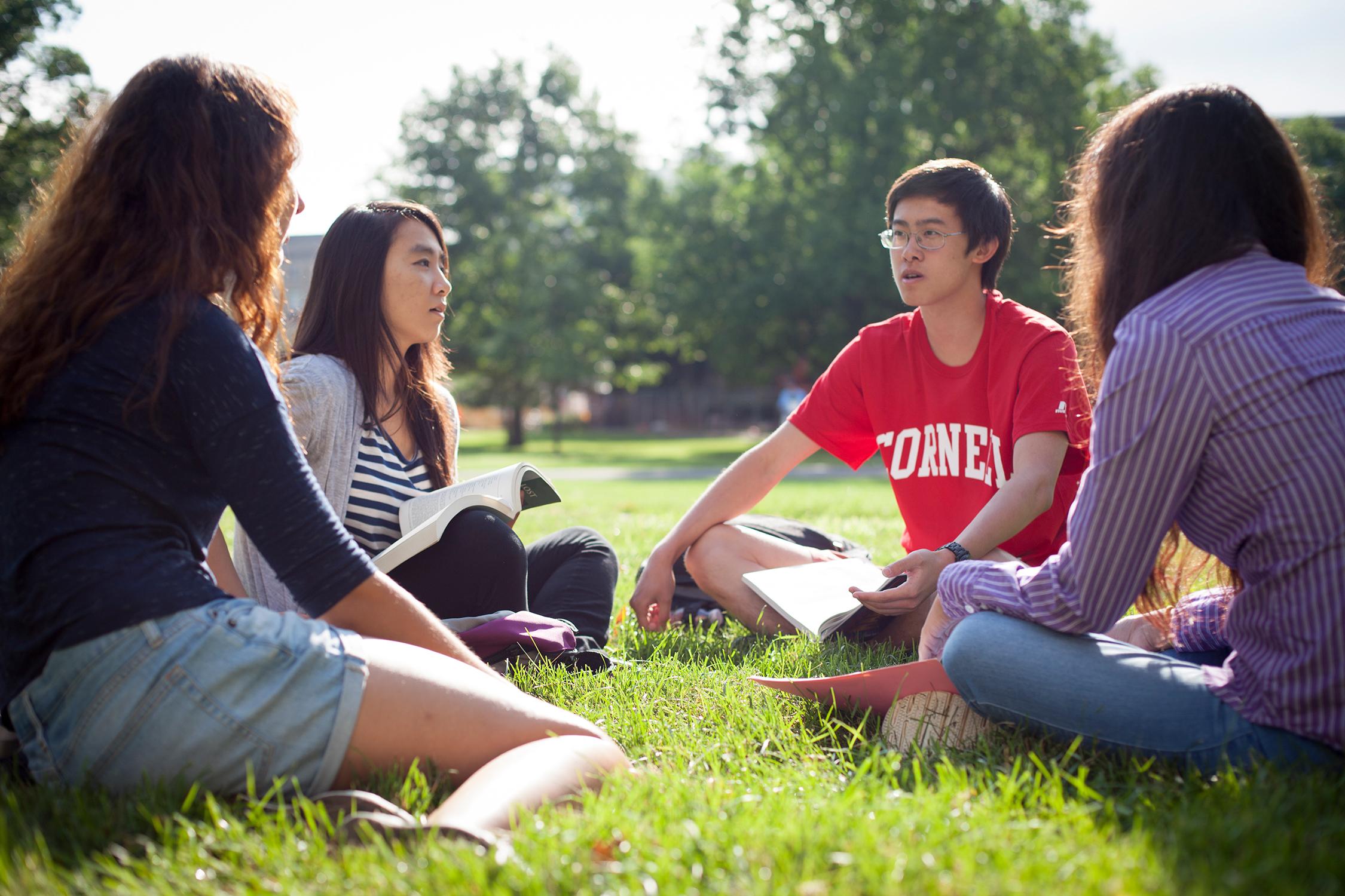 Cornell University's Precollege Summer Program: Business