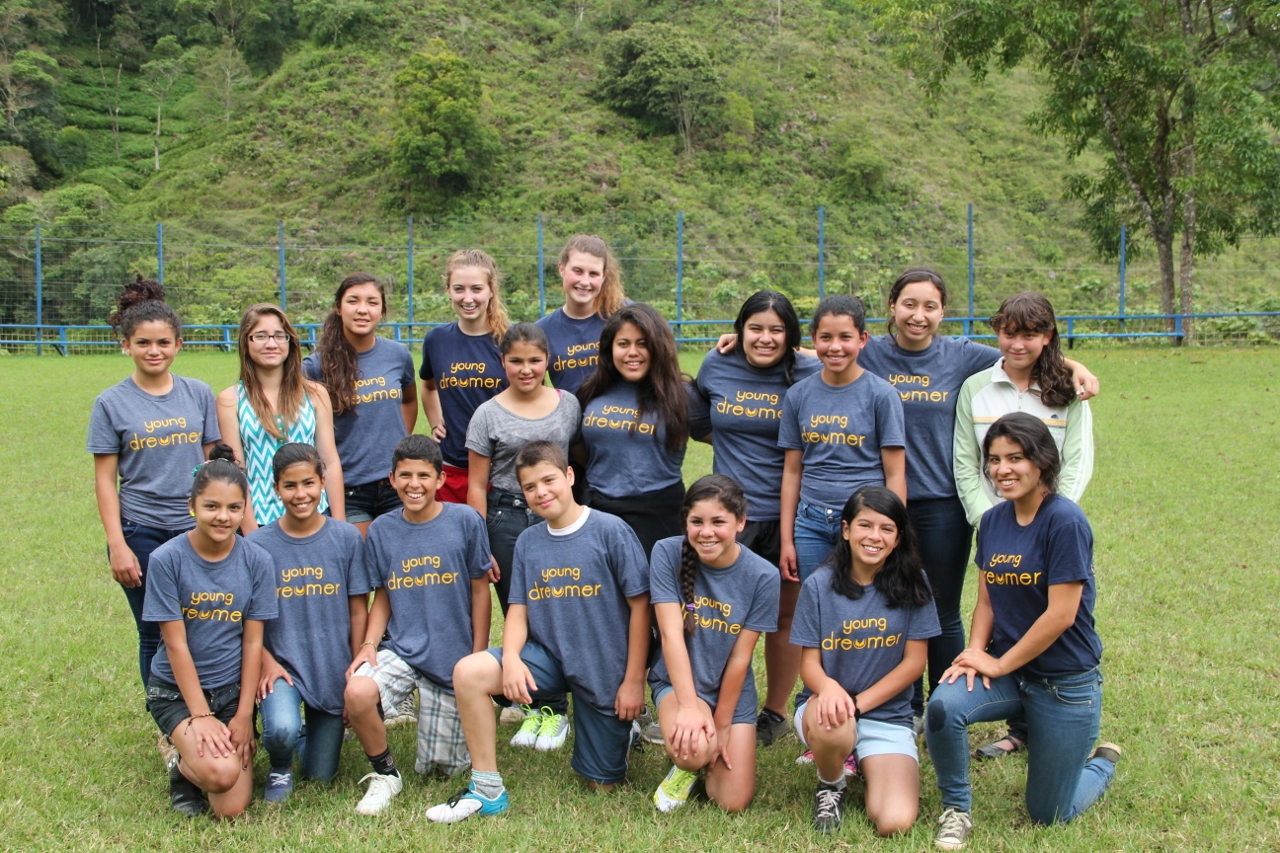 Costa Rica Middle School June Service Trip by Dream Volunteers