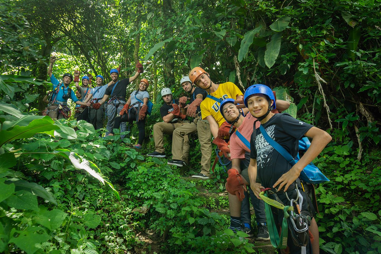 Summer Program - Preserving the Environment   Outward Bound Costa Rica