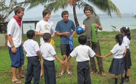 Summer Program - Spanish   Outward Bound Costa Rica