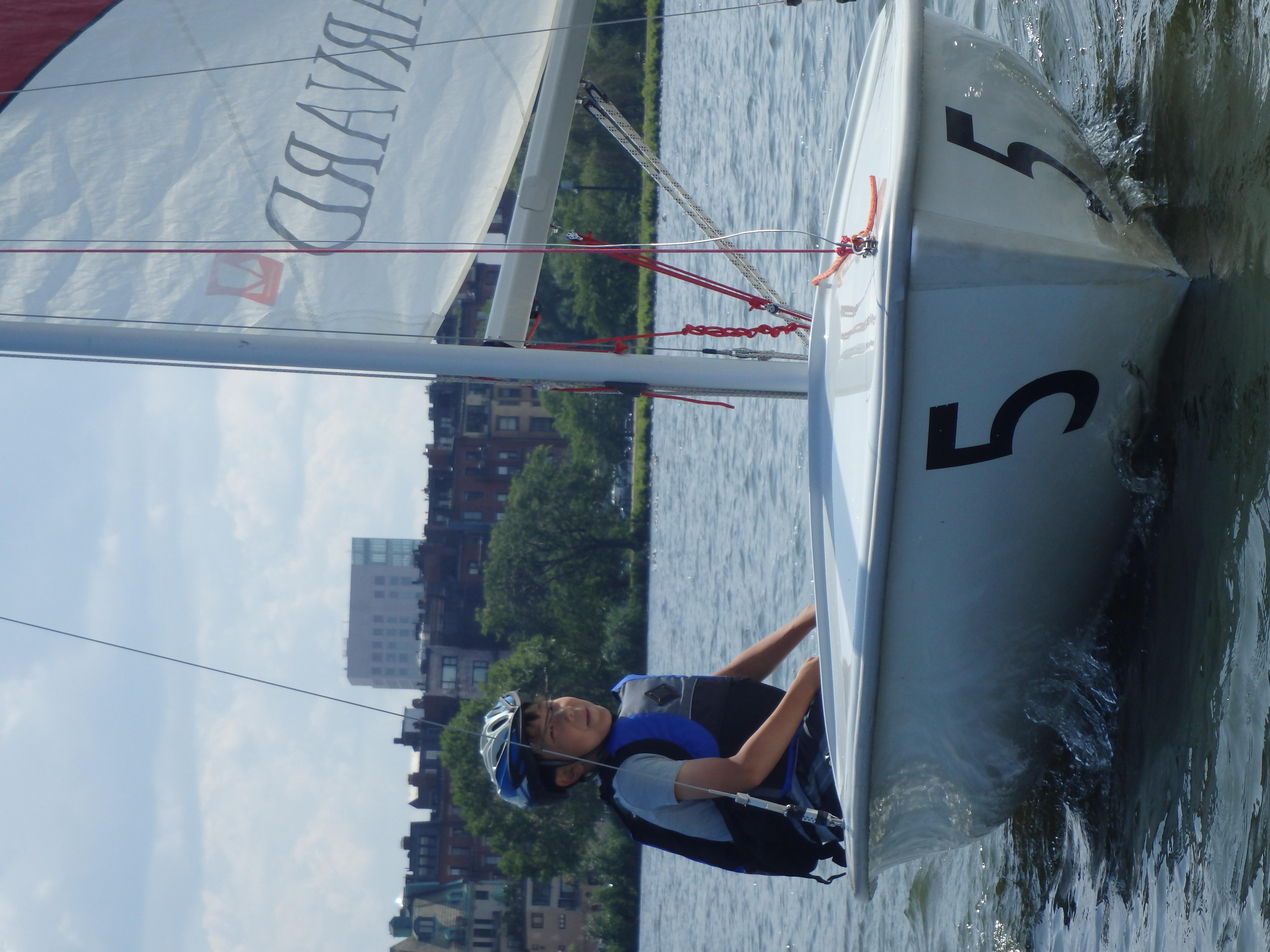 Summer Program - Sailing | Crimson Sailing Academy: Summer Camp
