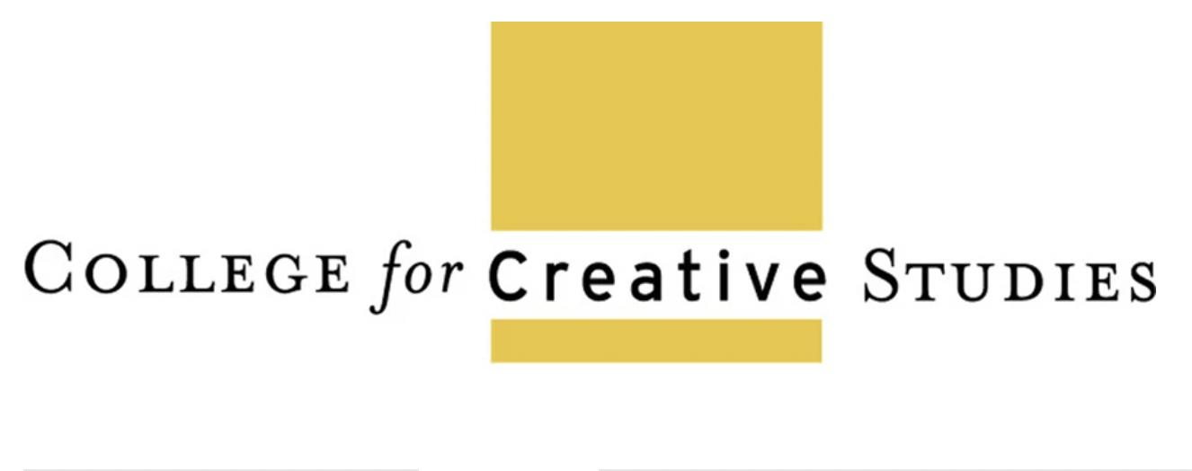 College for Creative Studies: Communication Design Online Intensive
