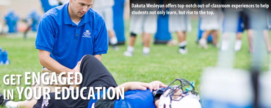 College - Dakota Wesleyan University  2