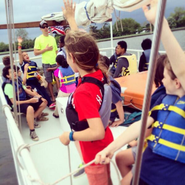 DC Sail : Sailing Camp