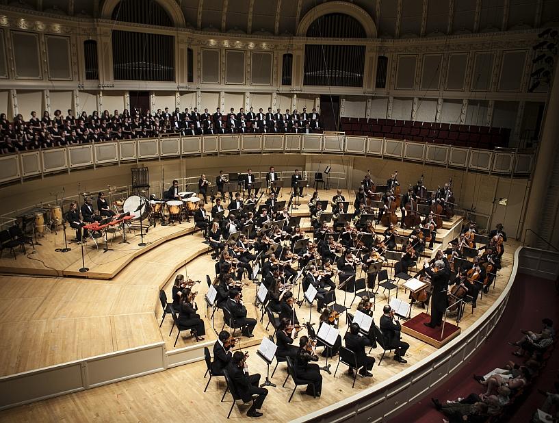 DePaul University: School of Music