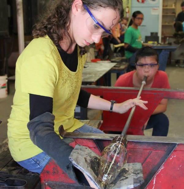 Summer Program - Fine Arts | Diablo Glass School