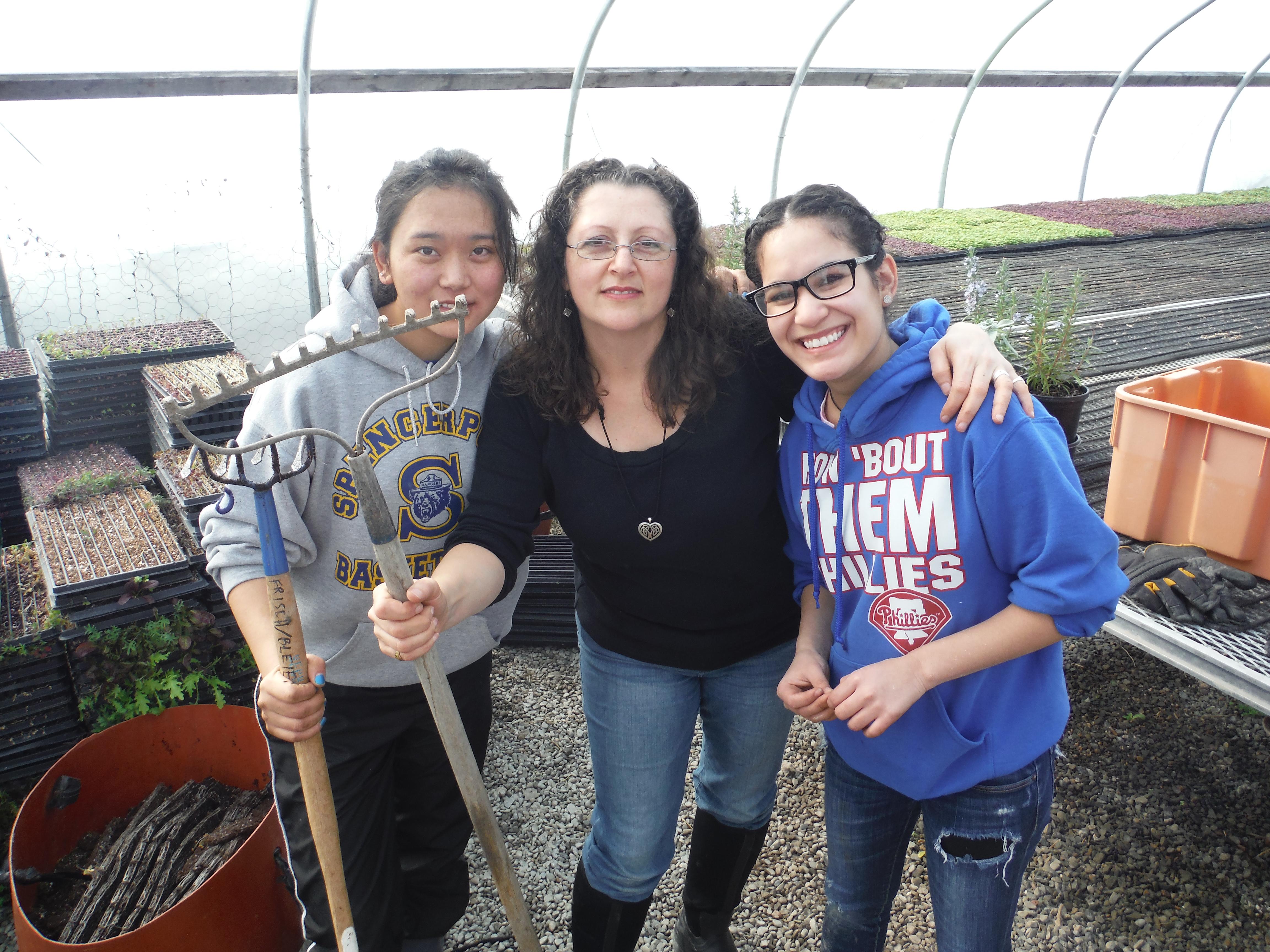 Eco-Gap Internship Program at EcoVillage Ithaca