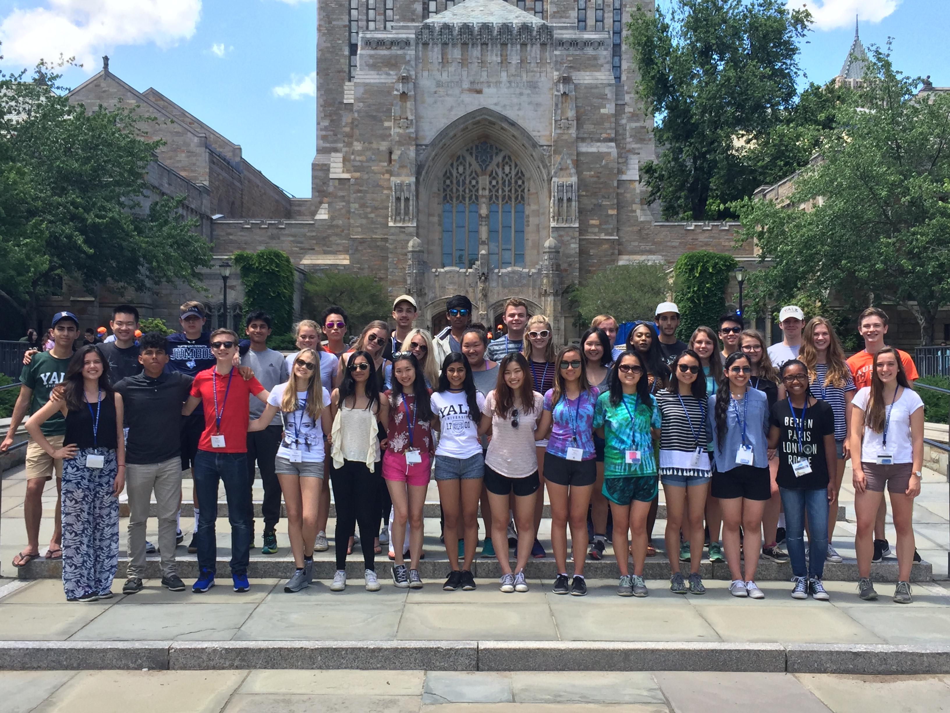 Economics for Leaders @ Yale University