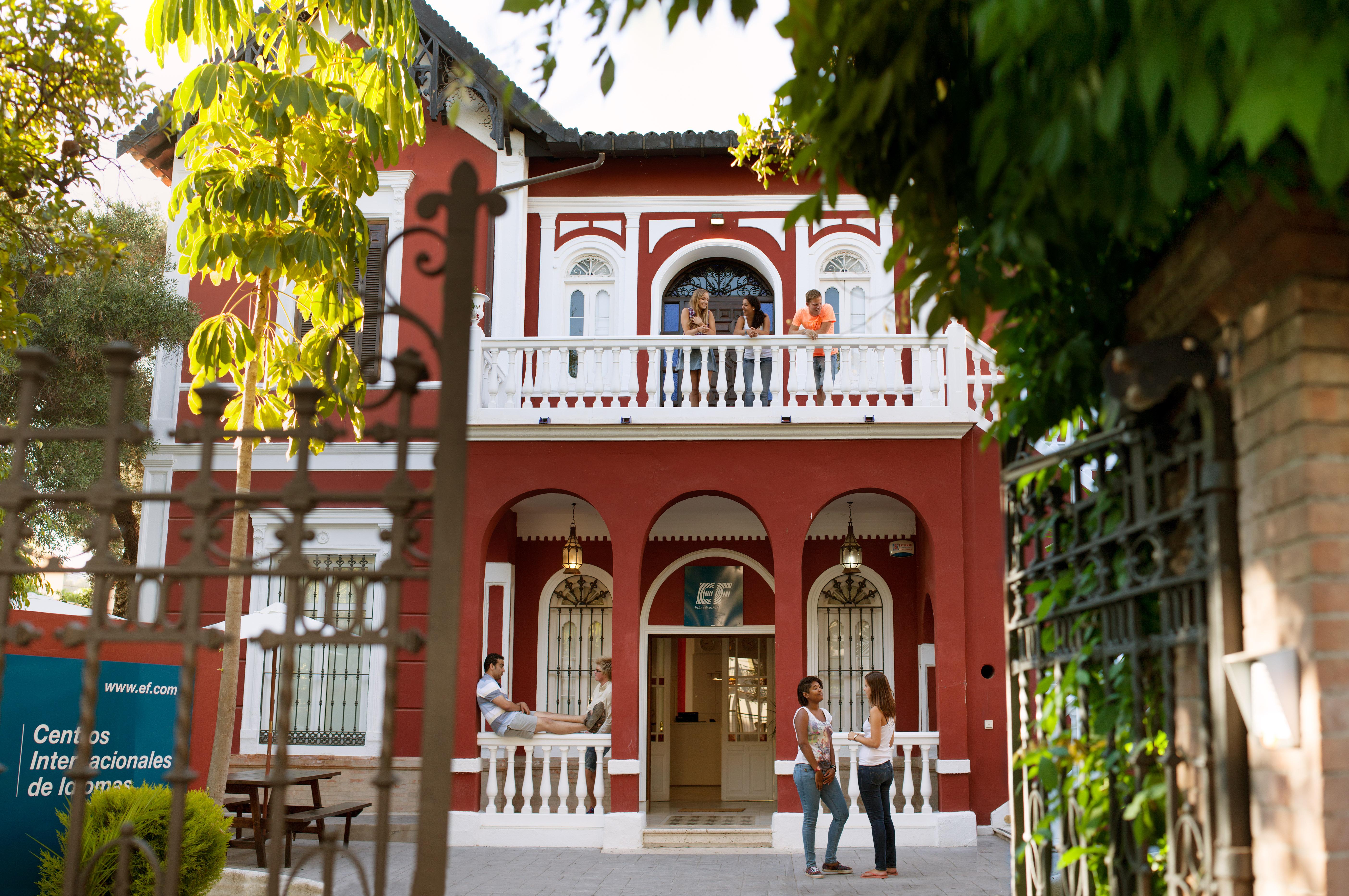 Gap Year Program - EF Language Year Abroad in Malaga, Spain  4