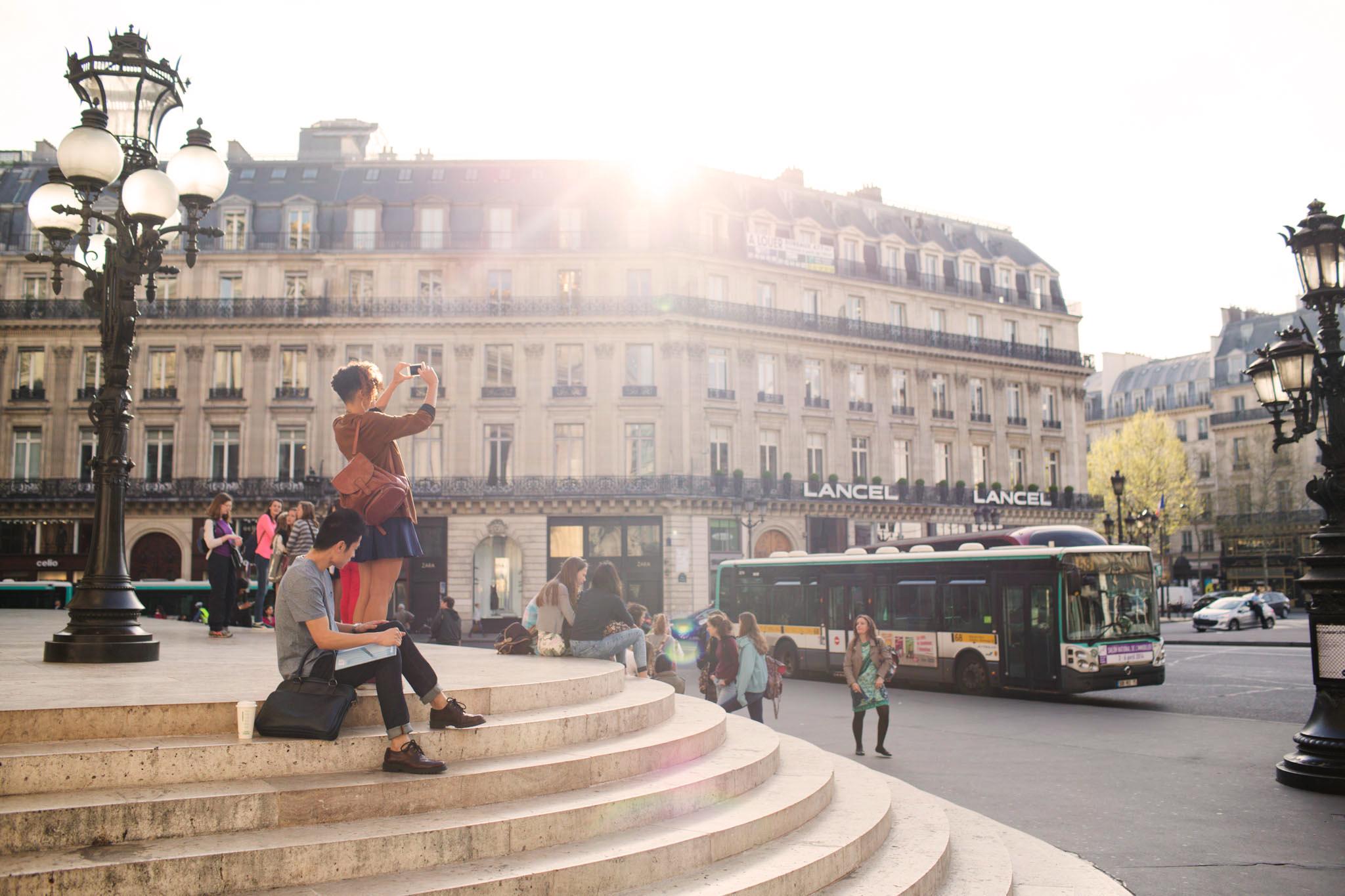 Gap Year Program - EF Language Year Abroad in Paris  2