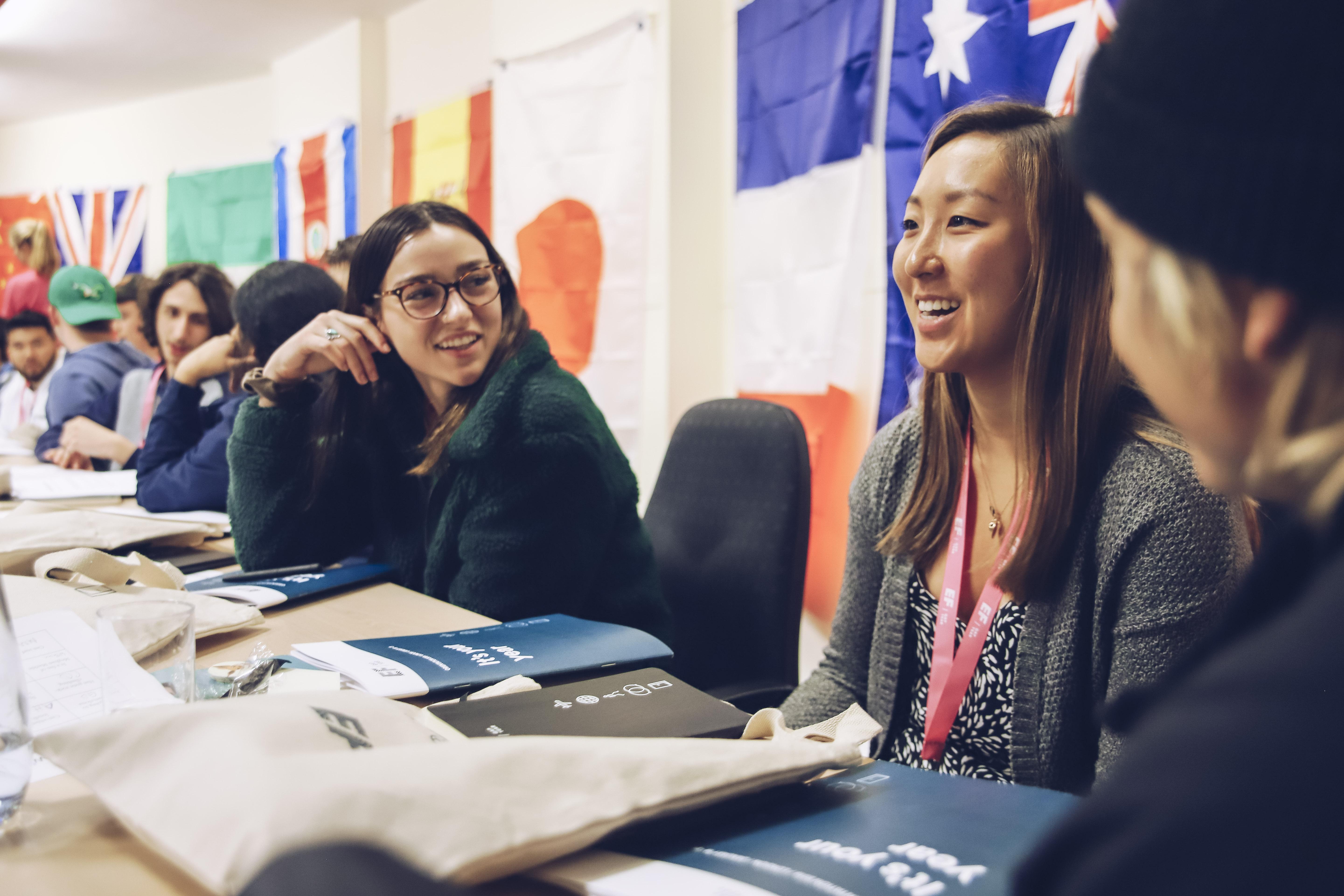 EF Gap Semester: 12-Week Program in Multiple Destinations