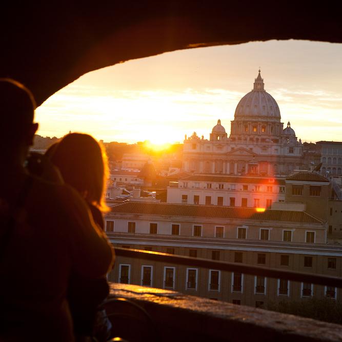 EF Gap Year Compass Program: Rome