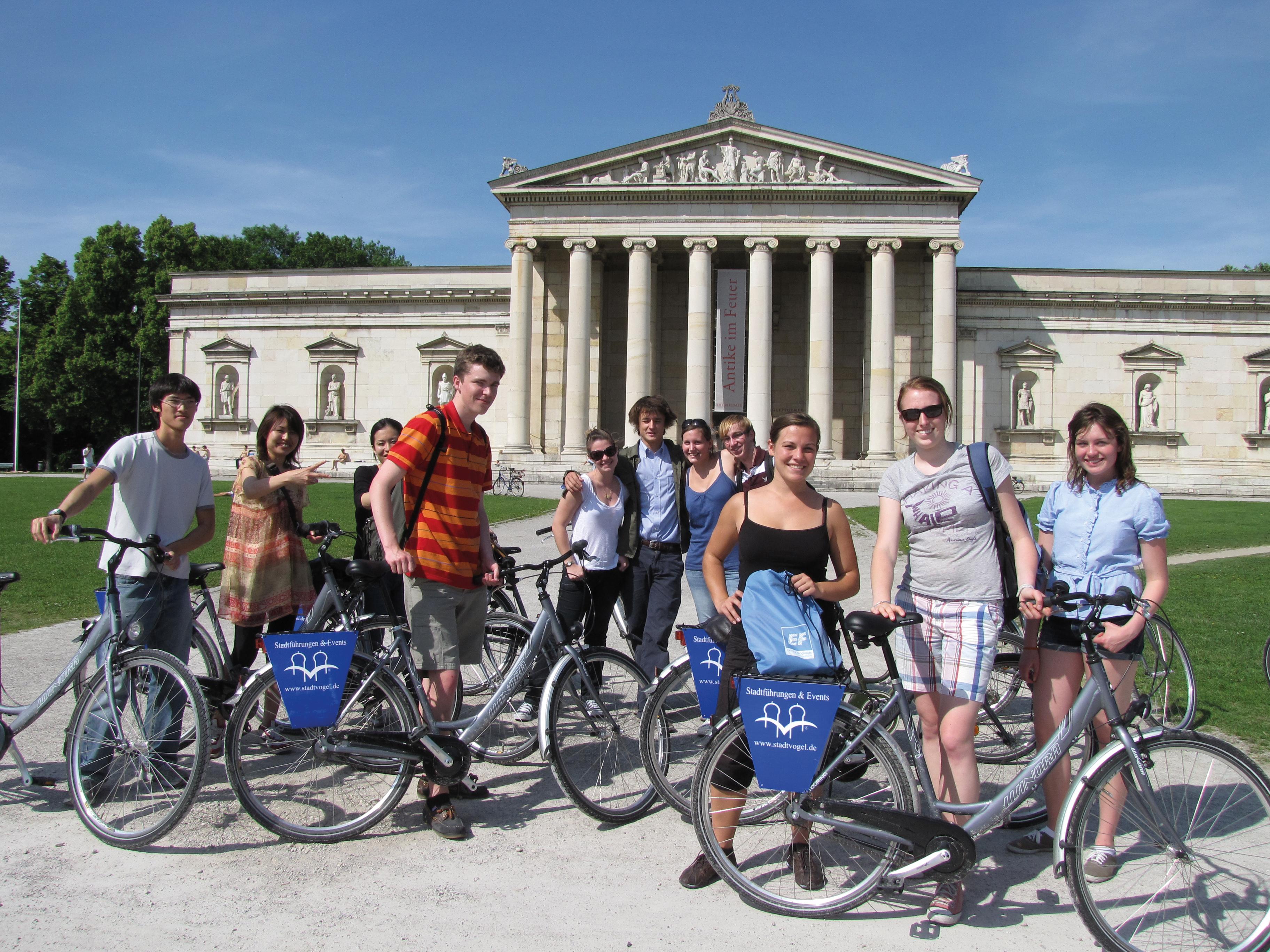 Summer Program - German | EF German Language Camp in Munich, Germany (Age 13-15)