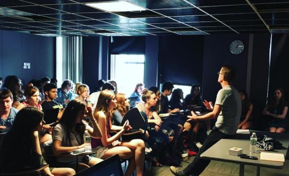 Summer Program - Writing   Emerson College: Pre-College Creative Writers Workshop
