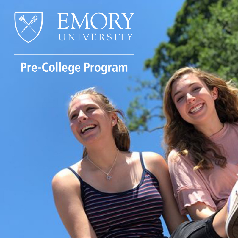 Summer Program - Mathematics | Emory University Summer Pre-College Program