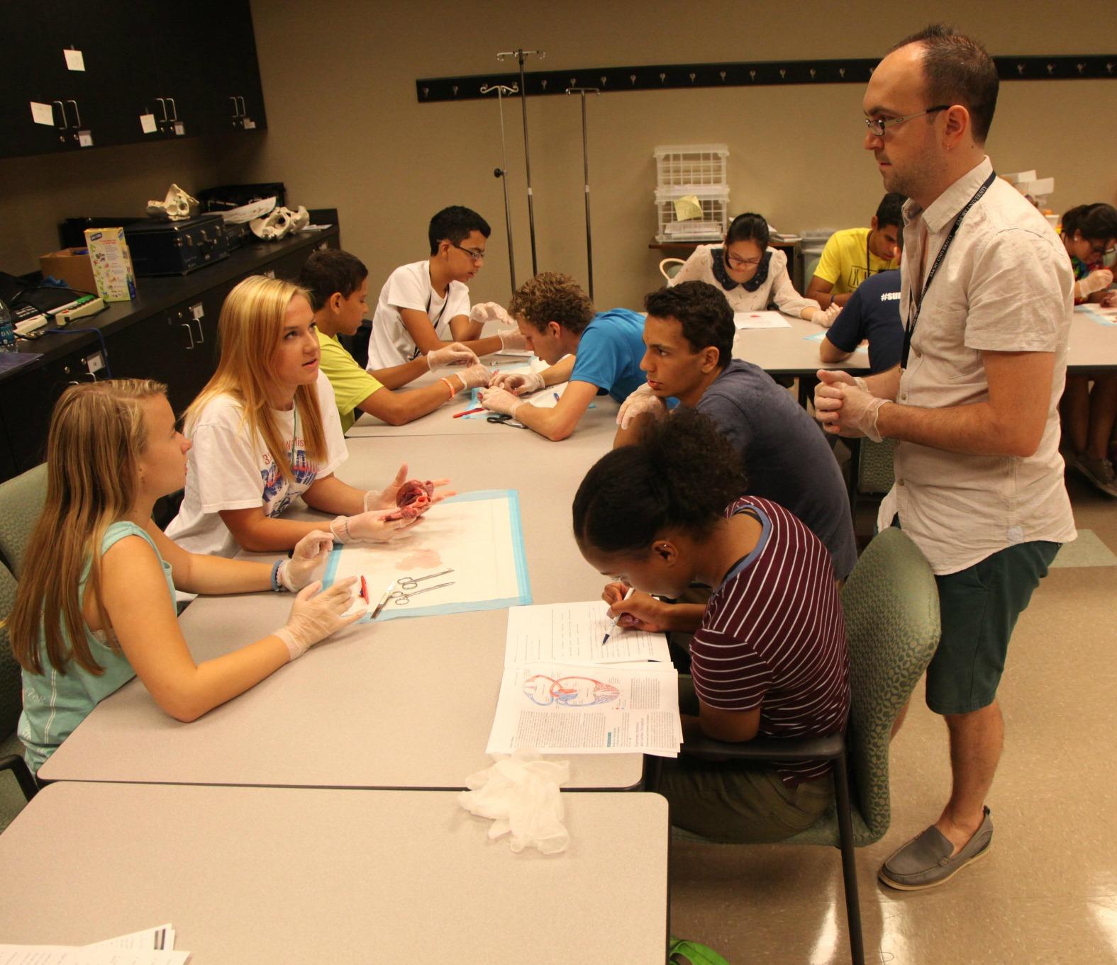 Summer Program - Science | Emory University Summer Pre-College Program: Pre-Health and Science